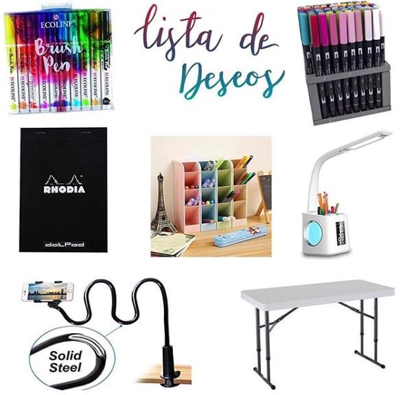 ideas de regalo para artista del lettering